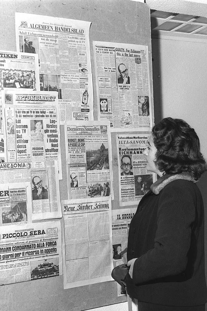 Eichmann Booklet Bebilderung