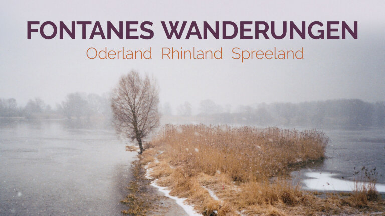 Fontanes Wanderungen Oderland Rhinland Spreeland