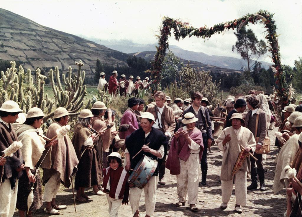 Die Besteigung des Chimborazo Filmstill