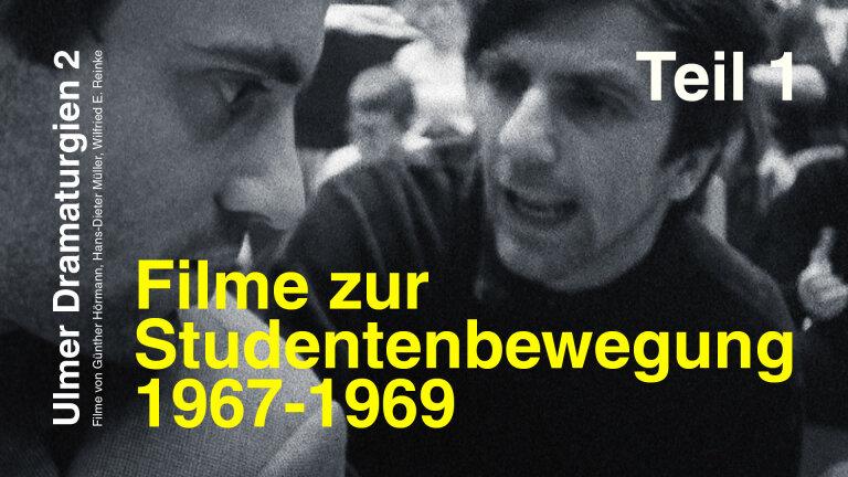Filme zur Studentenbewegung Teil 1
