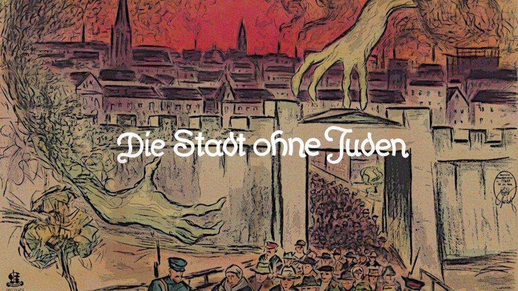Die Stadt ohne Juden Bookletvorschau