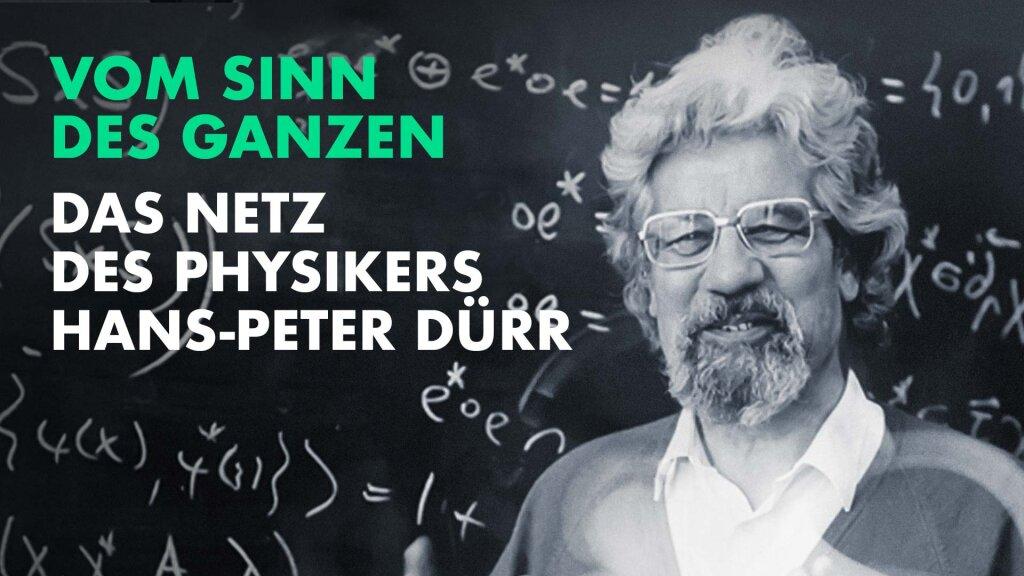 Hans-Peter Dürr Bookletvorschaubild