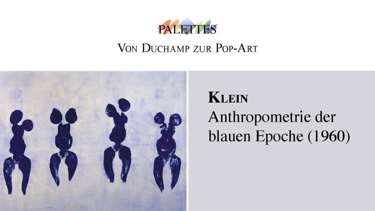 Palettes-Klein
