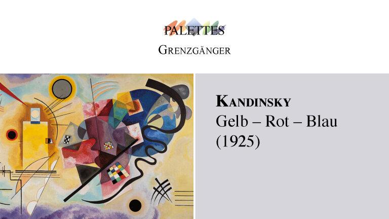Palettes-Kandinsky