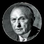 Konrad-Adenauer – Vom Sinn des Ganzen