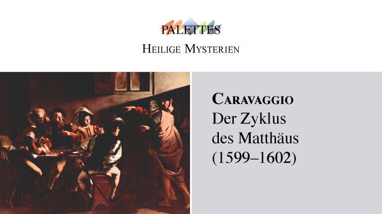Palettes-Caravaggio