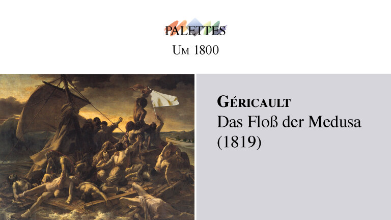Palettes-Gericault