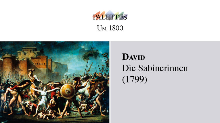 Palettes-David